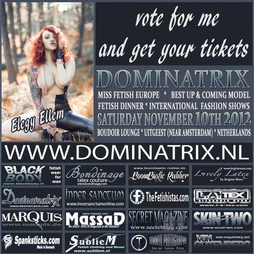 Vota la Dominatrix (2/2)