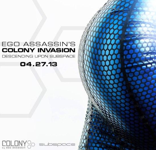 Colección Colony, de Ego Assassin
